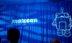 Curtain at MozCon