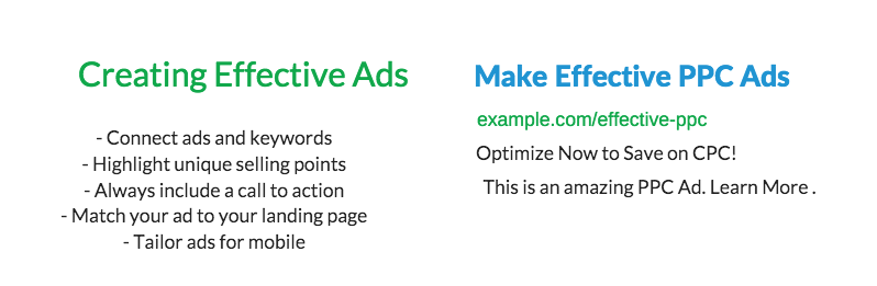 AdWords Effective PPC Ads