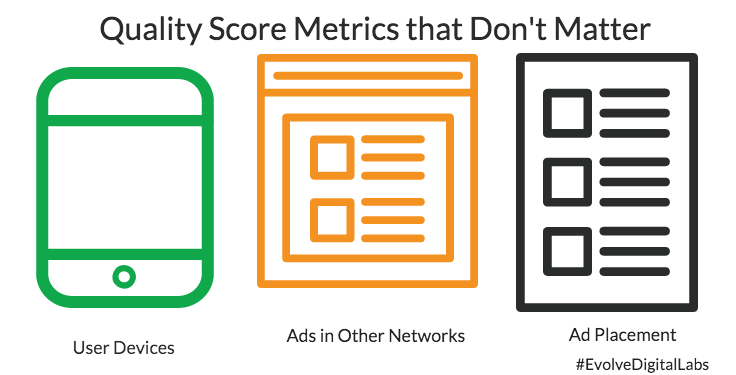 qs metrics that don't matter