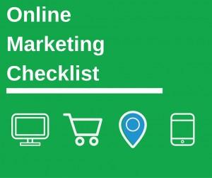 Online-Marketing Checklist