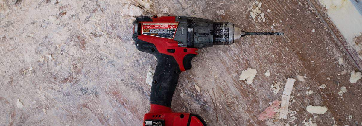 image of power drill