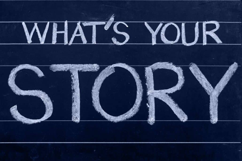 copywriting what is your story