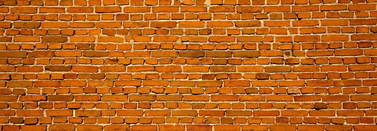 brick wall to represent what viewers deal with when getting http error pages